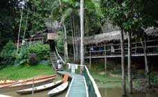 Ecotourism Lodge